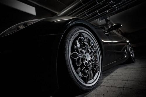 Ferrari 599 GTB Fiorano Comte Noir by Graf Weckerle