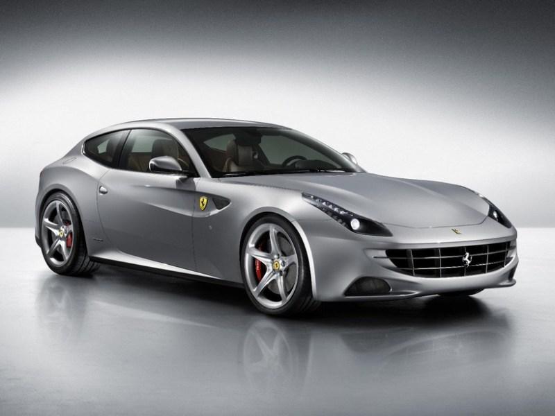 Ferrari FF New Photo