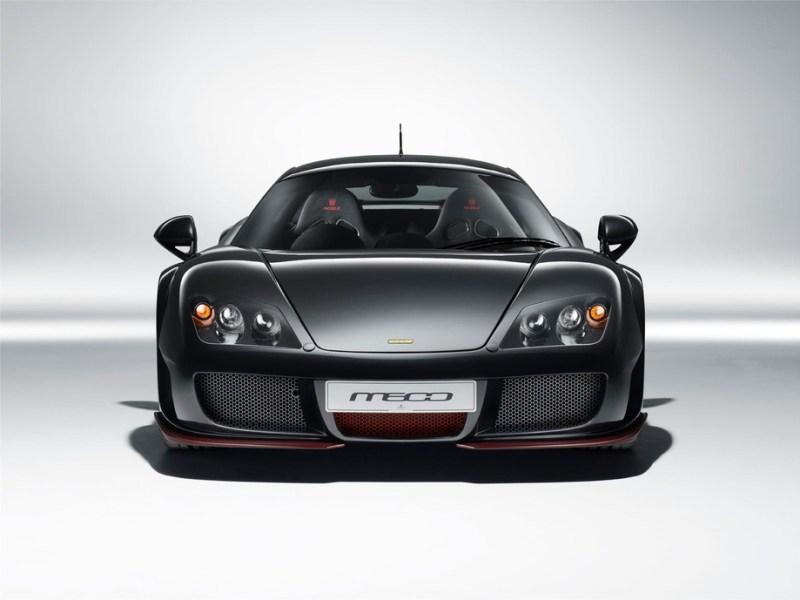 Noble M600 Carbon Supercar