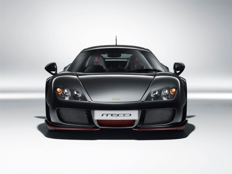 Noble M600 Carbon Supercar