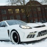 Porsche Panamera Moby Dick by Edo Competition