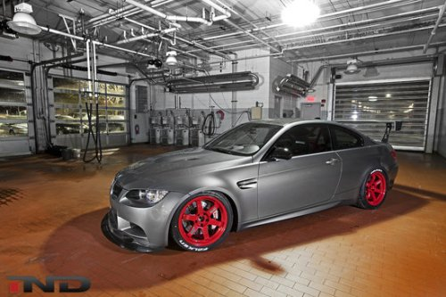 BMW M3 by IND Tuning