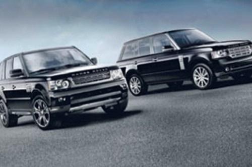 2011 Qatar Motor Show Land Rover