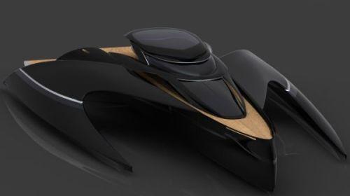 Mark Hoppers Eco Boat