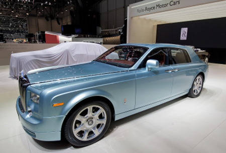 Rolls Royce 102EX Phantom EE