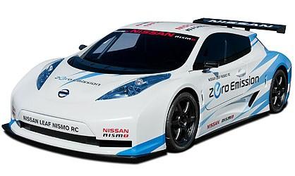 Nissan LEAF EV Racer