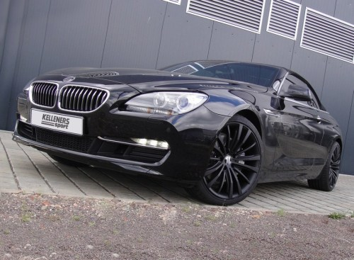 BMW 6 Series Cabrio by Kelleners Sport