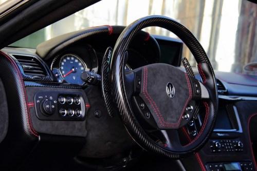 Maserati GranTurismo S tuning by Anderson