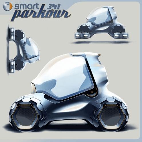 2011 LA Auto Show_Design