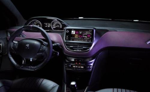 Peugeot 208XY concept