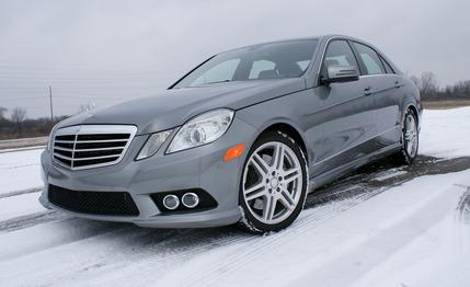 Mercedes-Benz E550 4MATIC
