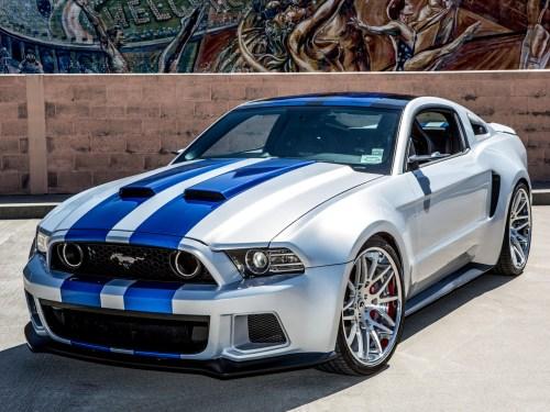 Mustang-tuning