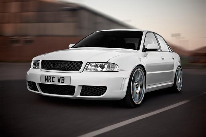 Audi-tuning