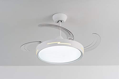 Vortice nordik evolution r 120/48 ventilatore da soffitto con 3 pale diametro. Ventilatore Da Soffitto Con Luce Casa E Luce