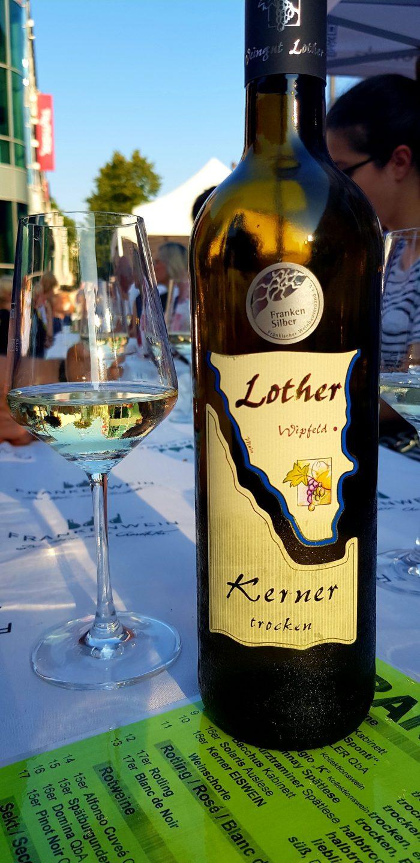Weißwen vom Weingut Kerner