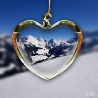 Herzanhänger Alpbach