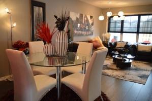 the ideal design of apartment unit
