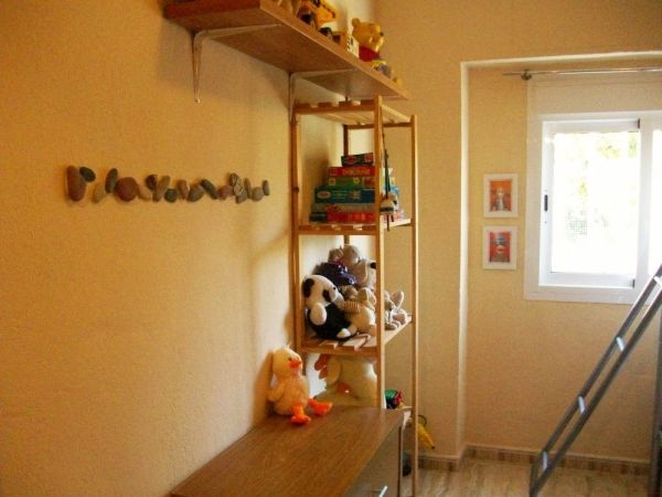 Kinderslaapkamer van Casa Amigo