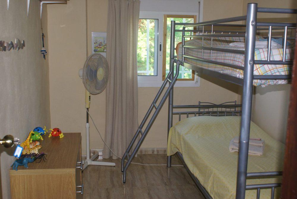 Kinderkamer van Casa Amigo