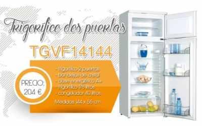frigorifico-2-puertas-tgvf14144