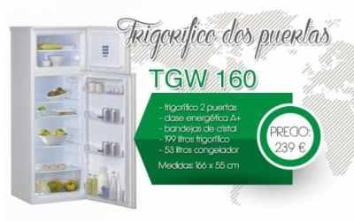 frigorifico-2-puertas-tgw-160