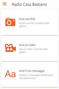 App RCB Android Invia