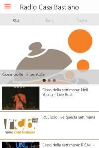 App RCB Android Leggi