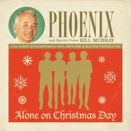 Phoenix - Alone on Christmas Day - Single