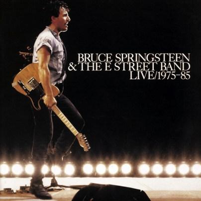 Bruce Springsteen - Live:1975-85