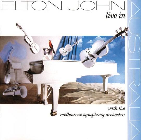 Elton John - Live In Australia
