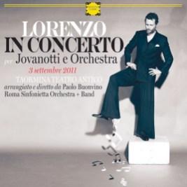 Jovanotti - Lorenzo in concerto per Jovanotti e orchestra, taormina teatro antico