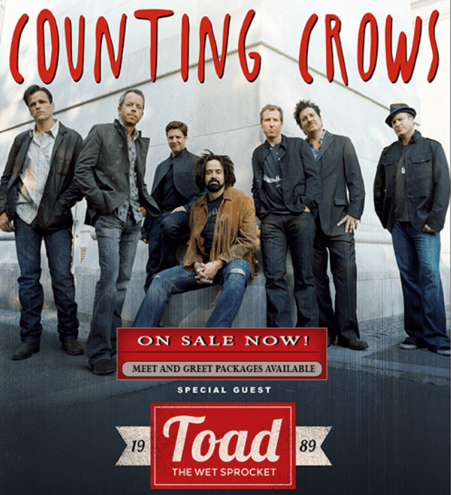 Counting Crows tour