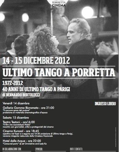 Ultimo Tango a Porretta