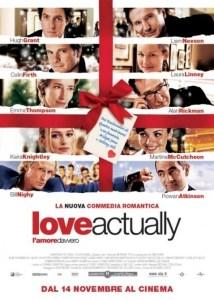 Love Actually L'amore davvero locandina