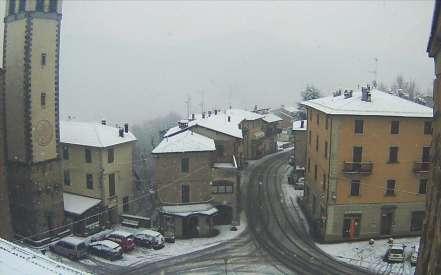 Webcam Castel d'Aiano 15/2/16