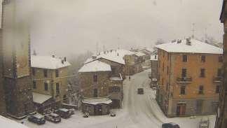 Webcam Comune di Castel d'Aiano 30 gennaio 2014