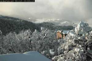 Webcam Montese neve