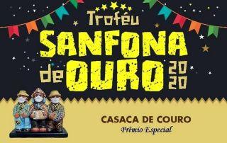 CASACA DE COURO recebe prêmio Especial