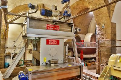 The mill at bagnoregio