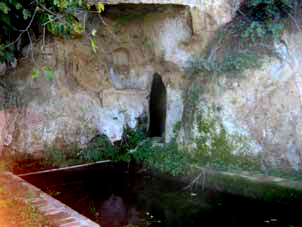 Etruscan waterduct