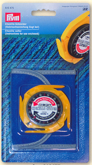 Chenille Cutter From Prym Accessories Amp Haberdashery