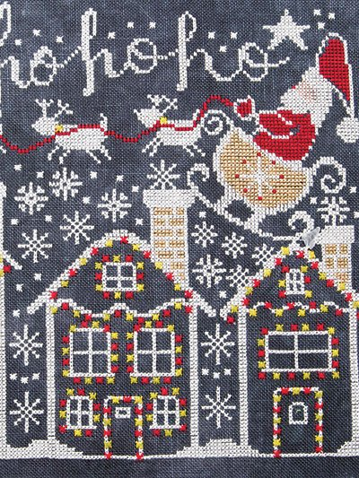 Just Cross Stitch NovemberDecember 2016 From Just