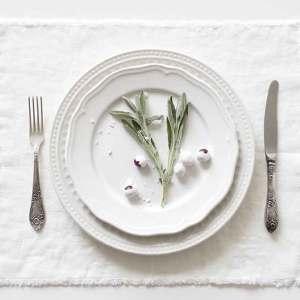 Linnen-tafelkleed-wit - Linen Tales - Online te koop bij Casa Comodo