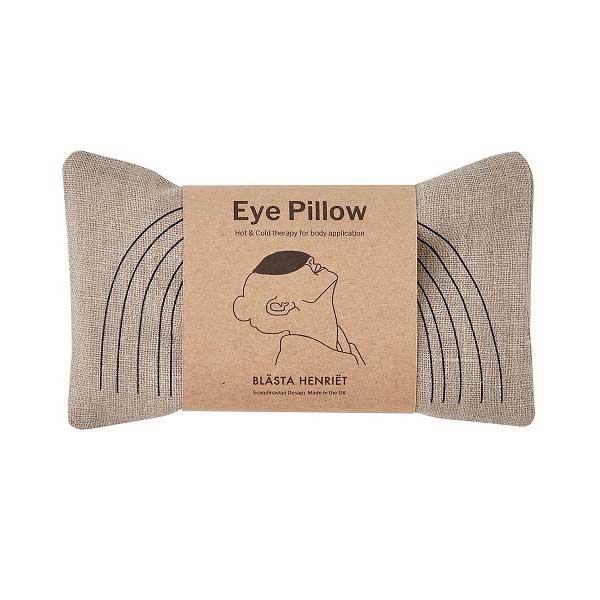 Eye pillow van het merk Blasta Henriet. Oogkussen gevuld met tarwe zorgt voor rust en ontspanning. online te koop bij Casa Comodo