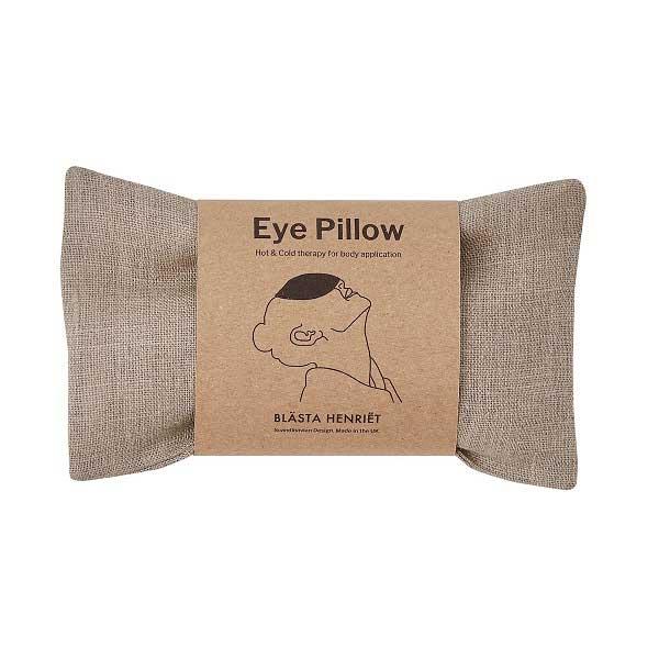 Ontspanning, rust, yoga. Deze eye pillow zorgt voor ontspanning en verlichting