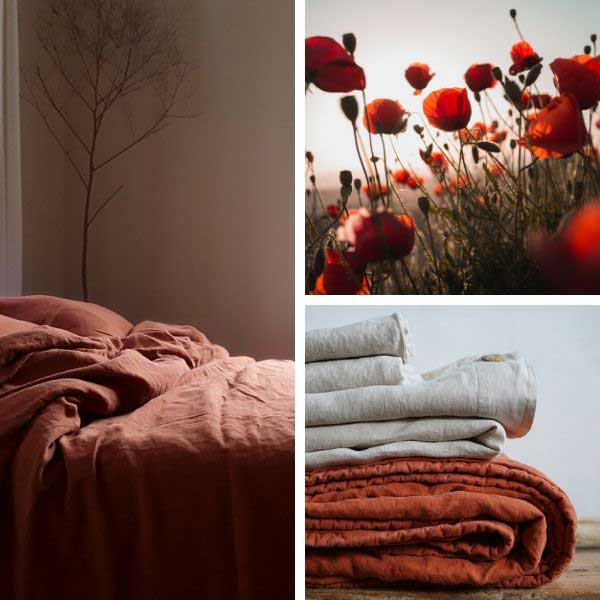 Colorfull linnen bedding – Casa Comodo