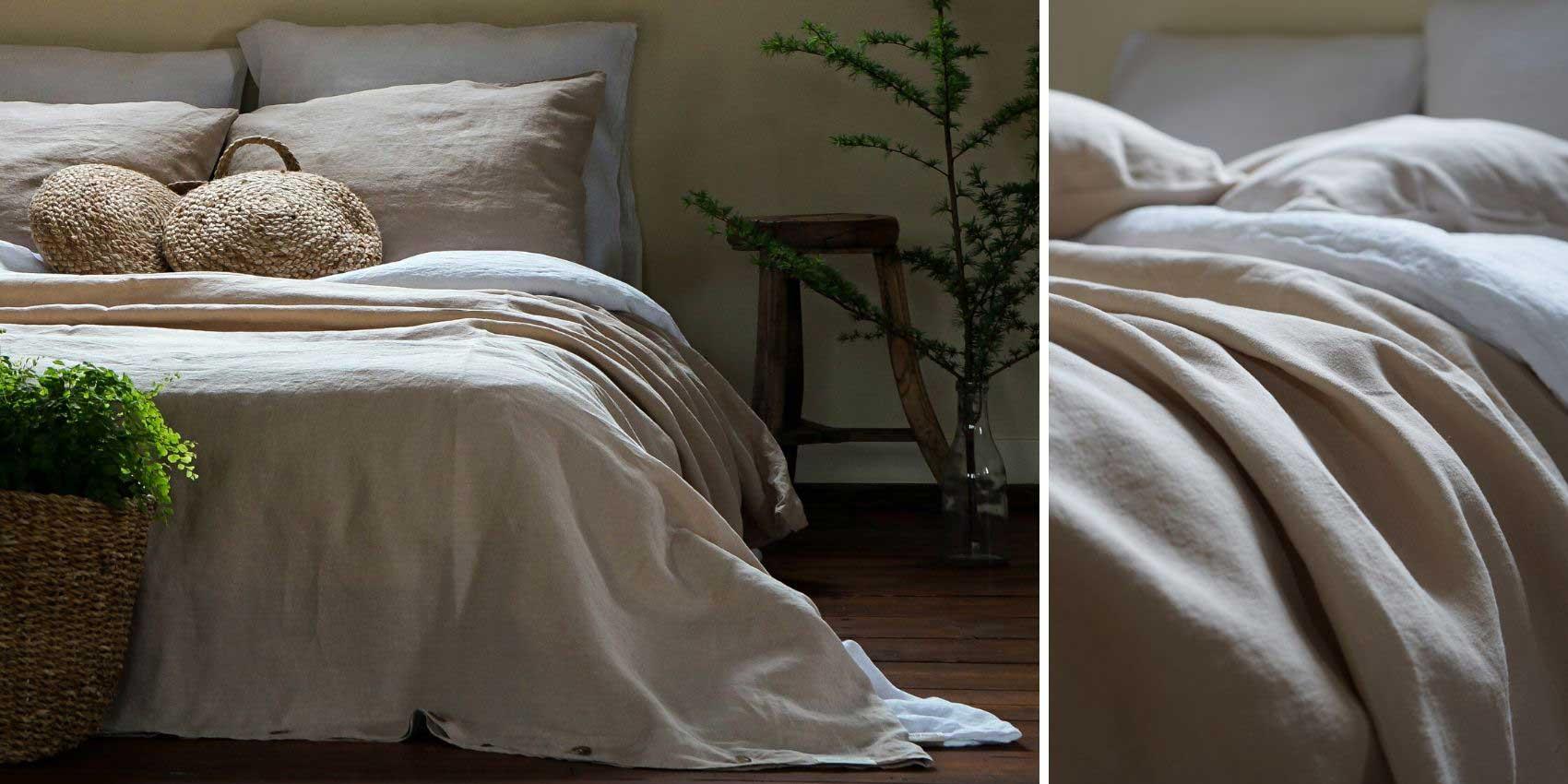 Webshop linen bedding – Premium quality linen – Casa Comodo