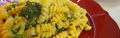 Fusilli broccoletti e gorgonzola