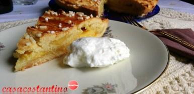 Orange pie-today's kitchen… Sabrina