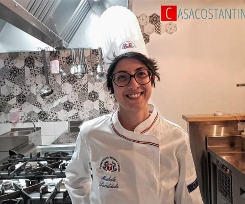 Chef Michela Lareddola